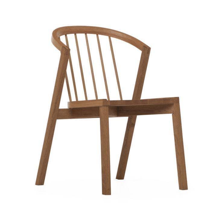 church chair walnut by soren rose studio for de la espada
