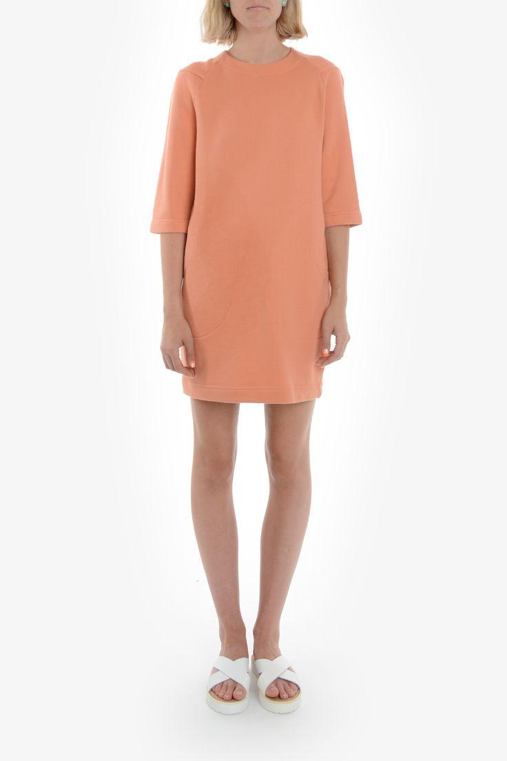 Obus Autumn 2015 // Golden Circle Dress // http://obus.com.au/collections/new-arrivals-1