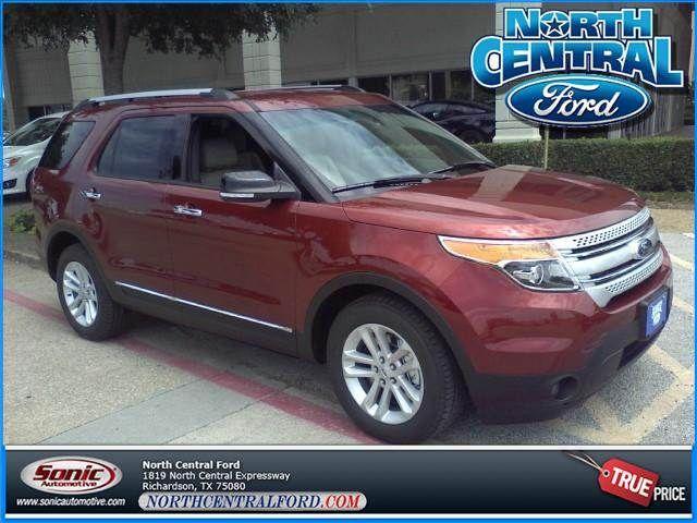 2014 Ford Explorer XLT For Sale Near Dallas    Richardson TX $34,531