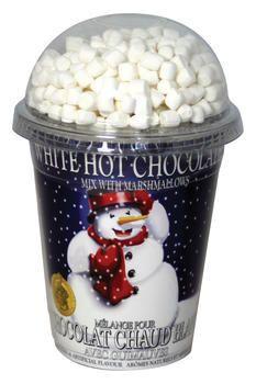 White Hot Chocolate Cup #9617104 $5.99 www.lambertpaint.com