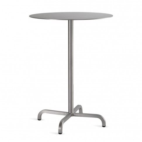 Emeco 20-06 Round Bar Height Table