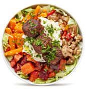 Tasty Vegetarian & Vegan Bar pro všechny