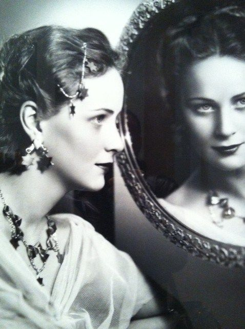 """#SCS #Alida Valli by Arturo Ghergo....The """"GHOST"""" changes the """"PERSPECTIVES"""" ...."""