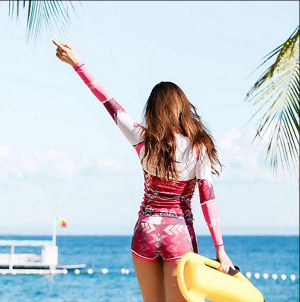 Two Piece Swimsuit For Women Plus Size Swimwear Girls Beach Wear Ladies 2 2017 New Sexy Plavky Meisje Mayo Biquini Feminino
