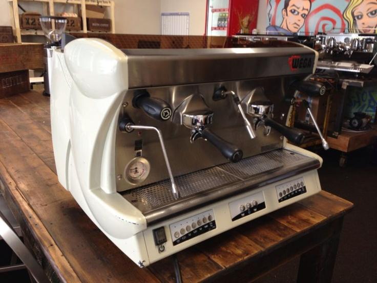WEGA Vela Espresso Coffee Machine cafe commercial San Marino Faema Gaggia | eBay