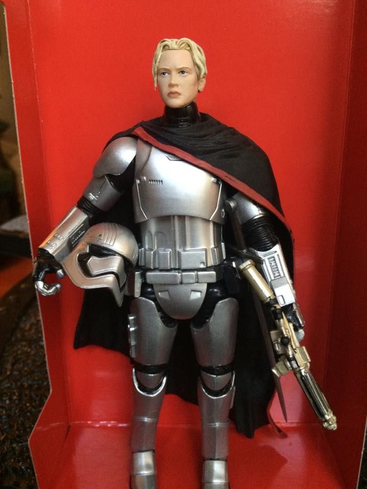 6 Quot Cpt Phasma With Game Of Thrones Gwendoline Christie