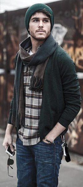 75 Herbst Outfits für Männer – Herbst männliche Mode und Kleidung Ideen