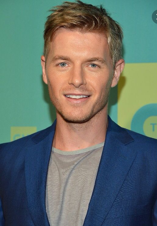 Rick Cosnett aka Eddy from the Flash