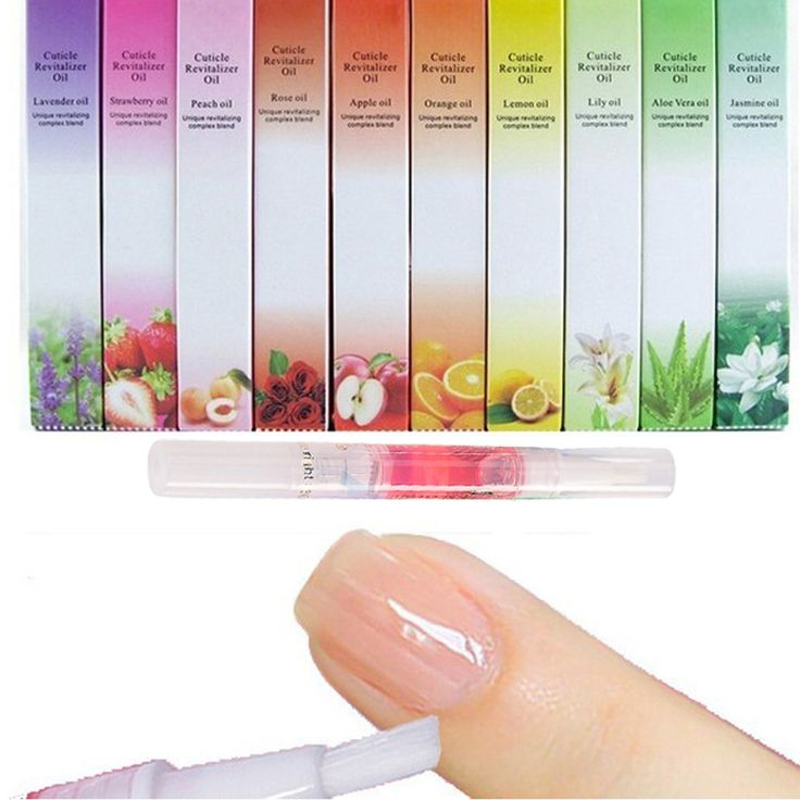 15 Color Nutritious Cuticle Revitalizer Oil Nail Polish nutrition Nail Treatments Refers to margin armor Nurse AS176