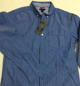 Camisa social Tommy Hilfiger - Original