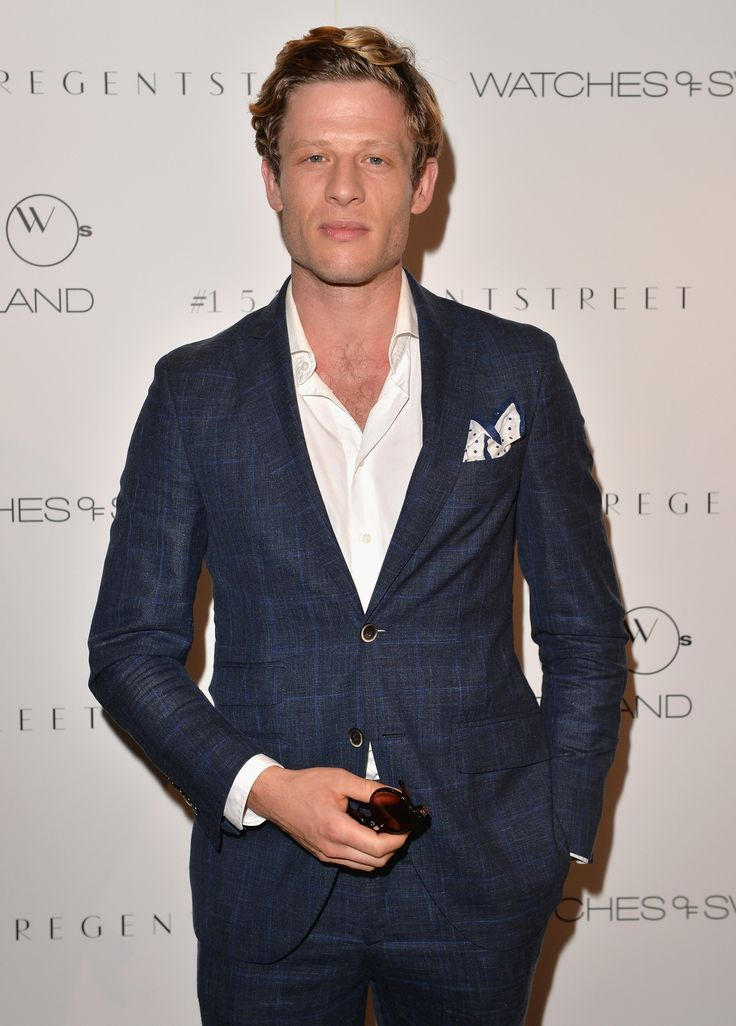 23 Reasons to Watch War & Peace, and All of Them Are James Norton