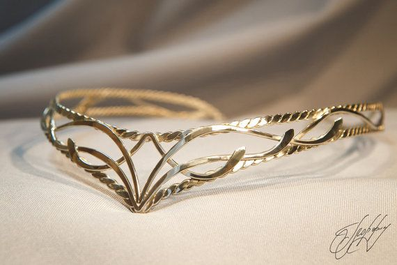 https://www.etsy.com/ru/listing/475933393  #glorfinavaridiadems  #diadem #tiara #crown #circlet #lotr #galadriel #celtic #medieval #fairy