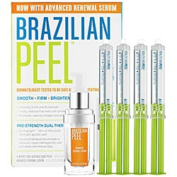 Brazilian Peel Brazilian Peel With Advanced Renewal