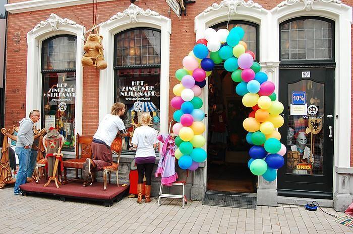 Ontdek Het zingende Nijlpaard en andere leuke winkels in Tilburg.