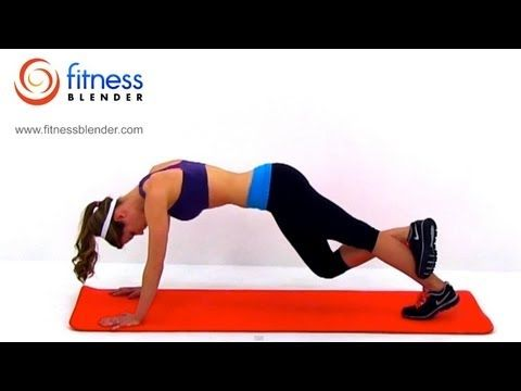 13 Min Light Toning and Total Body Stretching Routine for Flexibility