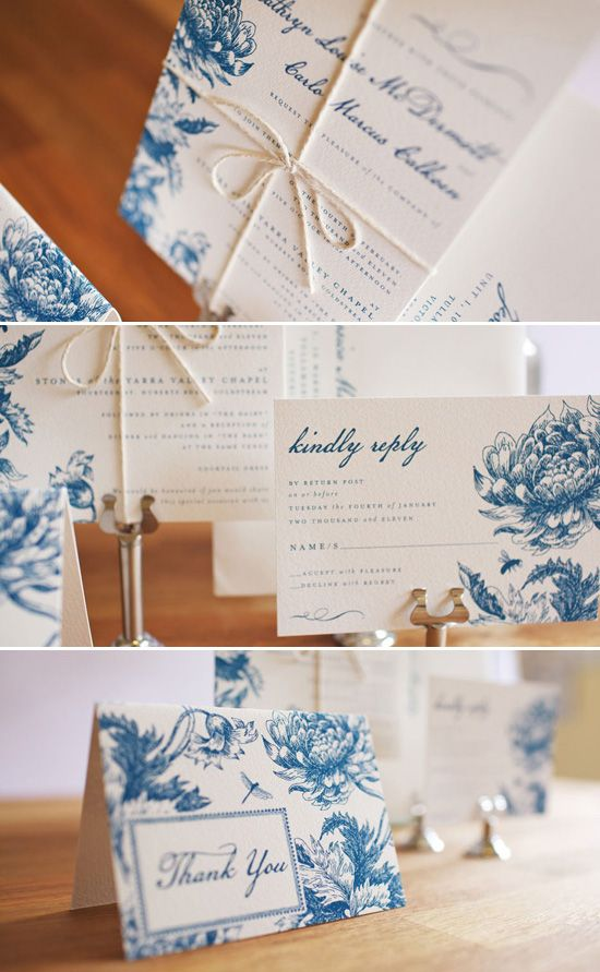 i just liked the blue & white in this design, not the flowers