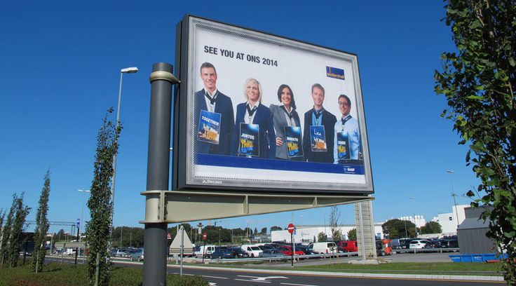 Together. During ONS 2014. Wintershall is one of the fastest growing operator companies in Norway. The company has proven they can make things happen, with an ever-growing number of new business partners too. With a high profile campaign, the company communicated this message to the 90,000 visitors at ONS 2014, not to mention the rest of Stavanger.