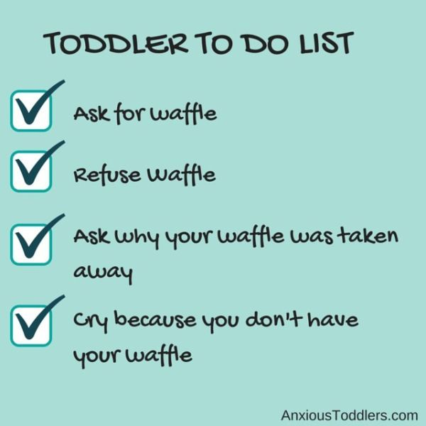 Toddler to do list #toddlertodolist from AnxiousToddlers.com