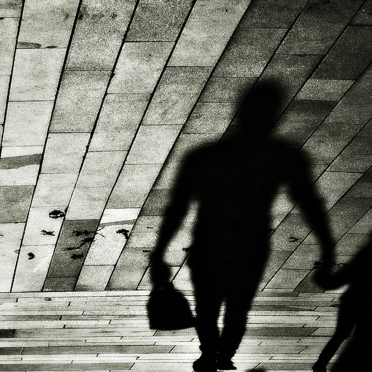 Picture, #SHADOWS ON THE PAVEMENT