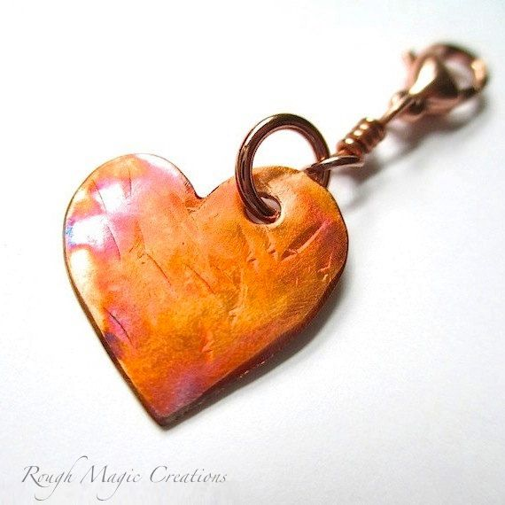 Rustic Copper Creations by Michelle on Etsy