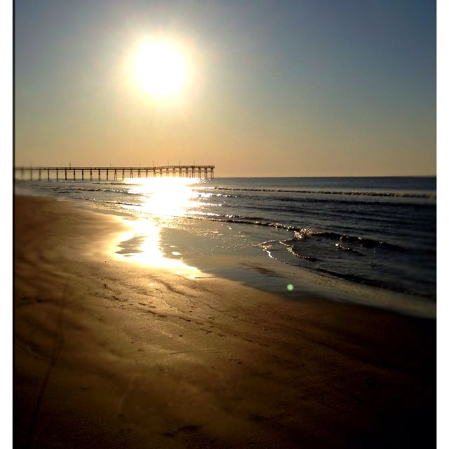 Sunset Beach, NC..One of my favorite places in the world - it's like coming home