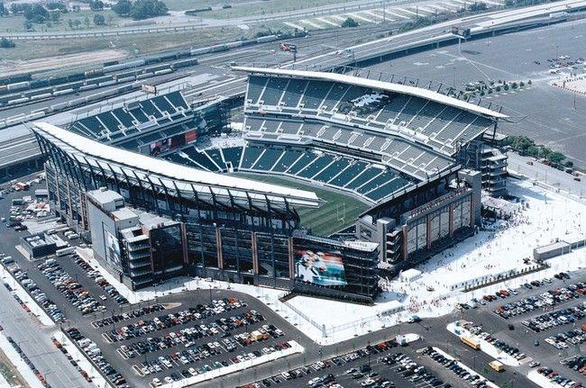 Lincoln Financial Field, Lincoln Financial Field NBBJ, Lincoln Financial Field Philadelphia, NBBJ - http://architectism.com/lincoln-financial-field-nbbj/