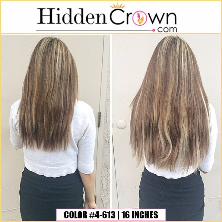 25 best halo hair images on pinterest hair extensions halo hair such a quick and easy transformation with hidden crown hair extensions pmusecretfo Gallery