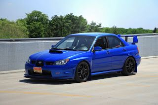 The Subaru Impreza WRX is a turbocharged adaptation of the Subaru Impreza, an all-wheel drive, four-...