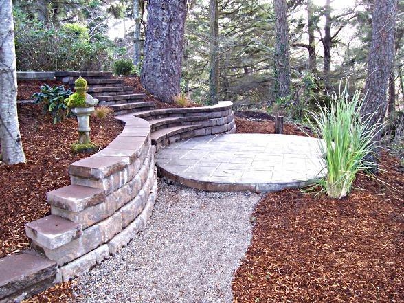 Hardscaping Ideas For Small Backyards - Ztil News on Hardscape Backyard id=52009