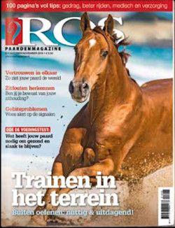 3x Ros € 9,95: ROS Paardenmagazine is de glossy voor de echte…