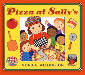 Pizza At Sally's- books, songs and activities to go with the pizza theme