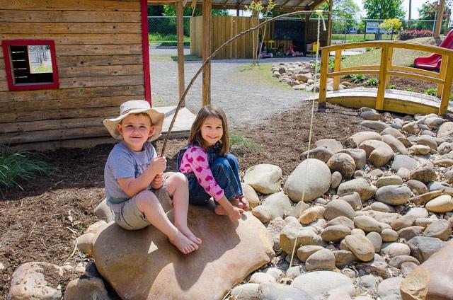 Stonebrook day school natural playground children 39 s playground idea - Natural playgrounds for children ...
