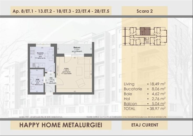 Happy Home Residence Berceni Metalurgiei - Sud Rezidential