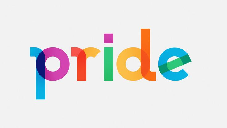 Type With Pride is a typography project & free font family that celebrates the life of artist, LGBT activist and Rainbow Flag creator Gilbert Baker.