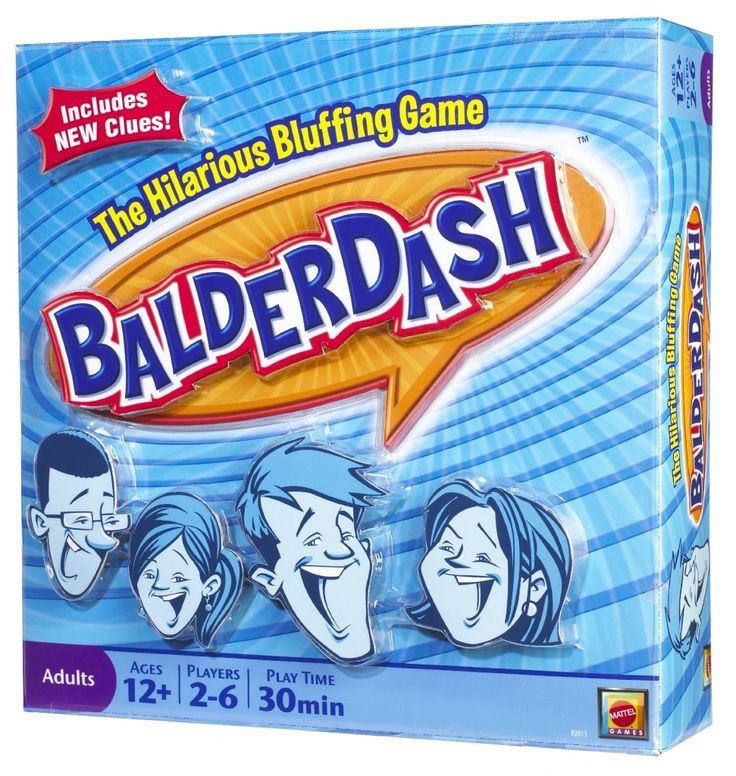 Balderdash or other board games for Ben an Jamie