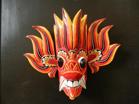 halloween masks in sri lanka