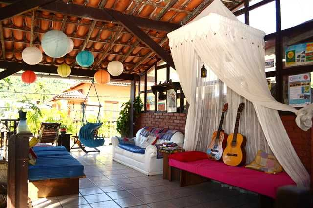 El Misti Hostel Ilha Grande in Ilha Grande