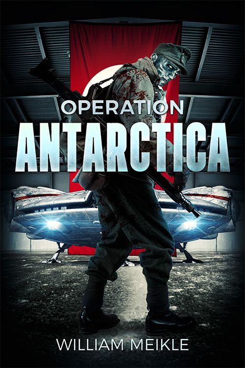 OPERATION: ANTARCTICA, a creature feature from Severed Press