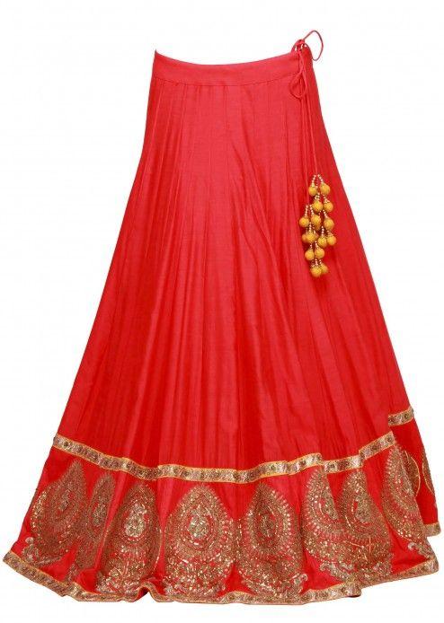 Gorgeous #Lehenga by http://www.KalkiFashion.com/ Mumbai, Bellevue, WA