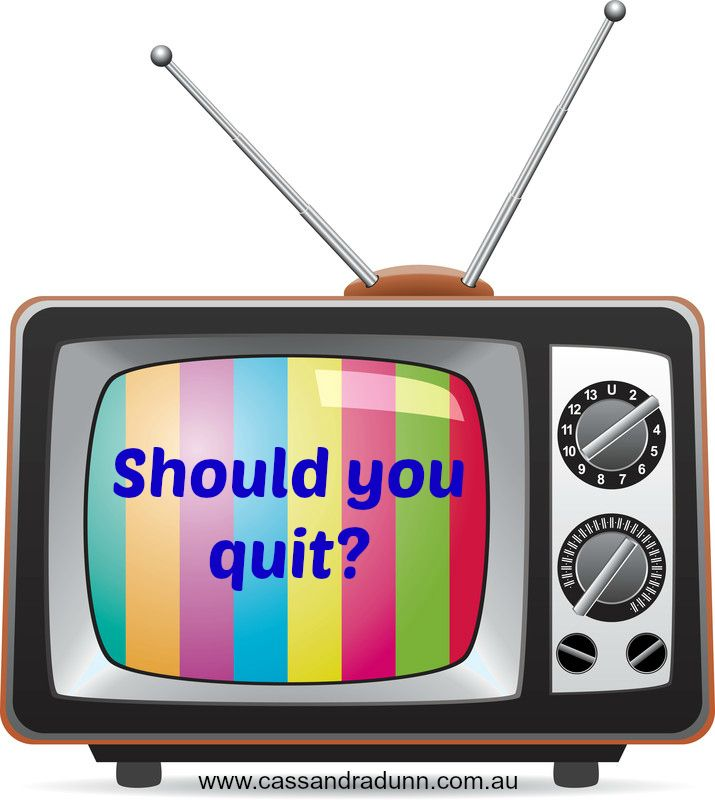 Is your TV making you miserable?