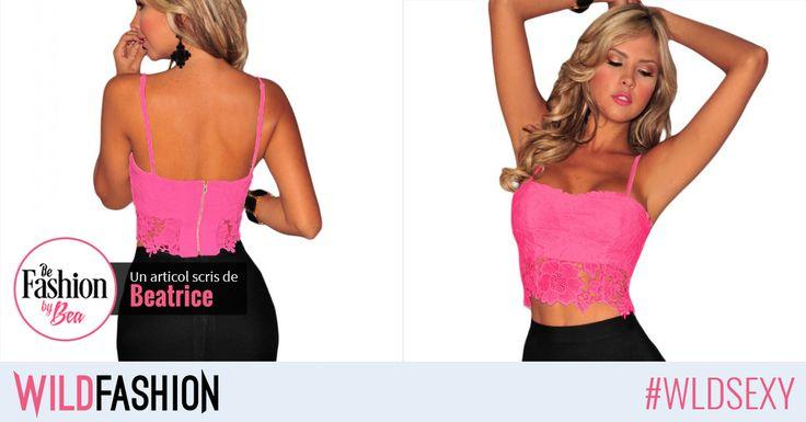 Hola, chicas! Voi ce culori purtați atunci când vreți să faceți senzație? Like dacă alegeți roz sau Share unei prietene care îndrăgește culoarea ;)
