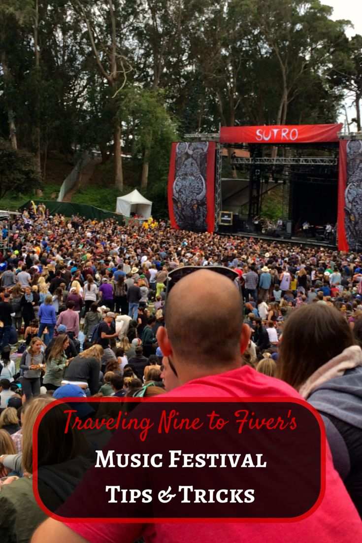 Tips & Tricks for Music Festivals and Why You Should Go
