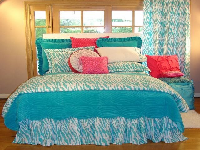 Teen bedding sets for girls colorful bedding pinterest