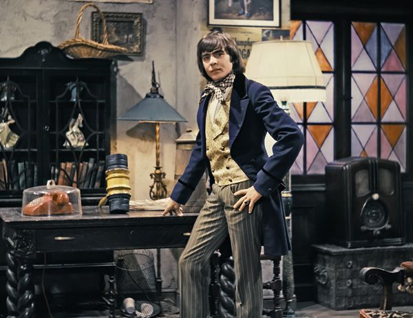 """""""Davy Jones: The Life of a Monkee""""  How a child actor joined the best fake band of all time - and never escaped (Rolling Stone)"""