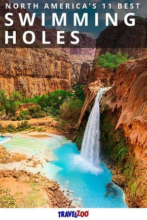 Swimming holes often offer a unique opportunity to blend adventure travel with leisure travel – what better way to explore a forest, beach or even desert than to end with a plunge into a natural swimming hole? Click here to see 11 of our best kept secret in North America including Oregon, Missouri, Tennessee, Texas, Arkansas, North Carolina…