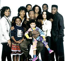Who doesnt love The Cosby Show? It was a sad day when good, wholesome shows like this stopped being made.