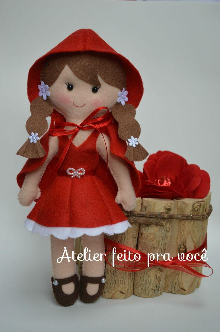 chapeuzinho-vermelho-feltro