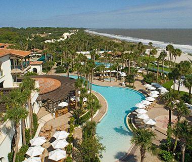 80897973203db4 America's Best Hotels for Families 2015 in 2019 | Best Family Vacations | Sea  island georgia, Island resort, Georgia beaches