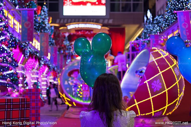 Harbour City Disney Christmas Decoration - Let's Celebrate 2013 (hkdigit-20131107-191933)