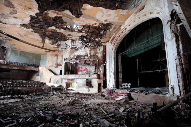 Freemasonry Forsaken: 16 Abandoned Masonic Lodges, Temples and Halls